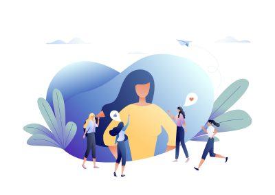 Participación de la mujer en el mercado laboral Mexico 2019