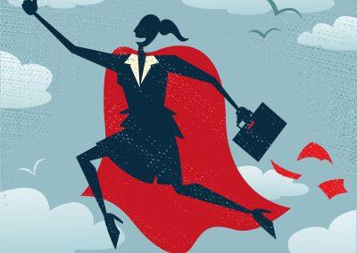 Impulsa tu liderazgo femenino