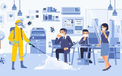 Volver a la oficina: la nueva normalidad ante el COVID