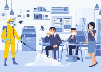 COVID: ¿Cómo volver a la oficina de manera segura?