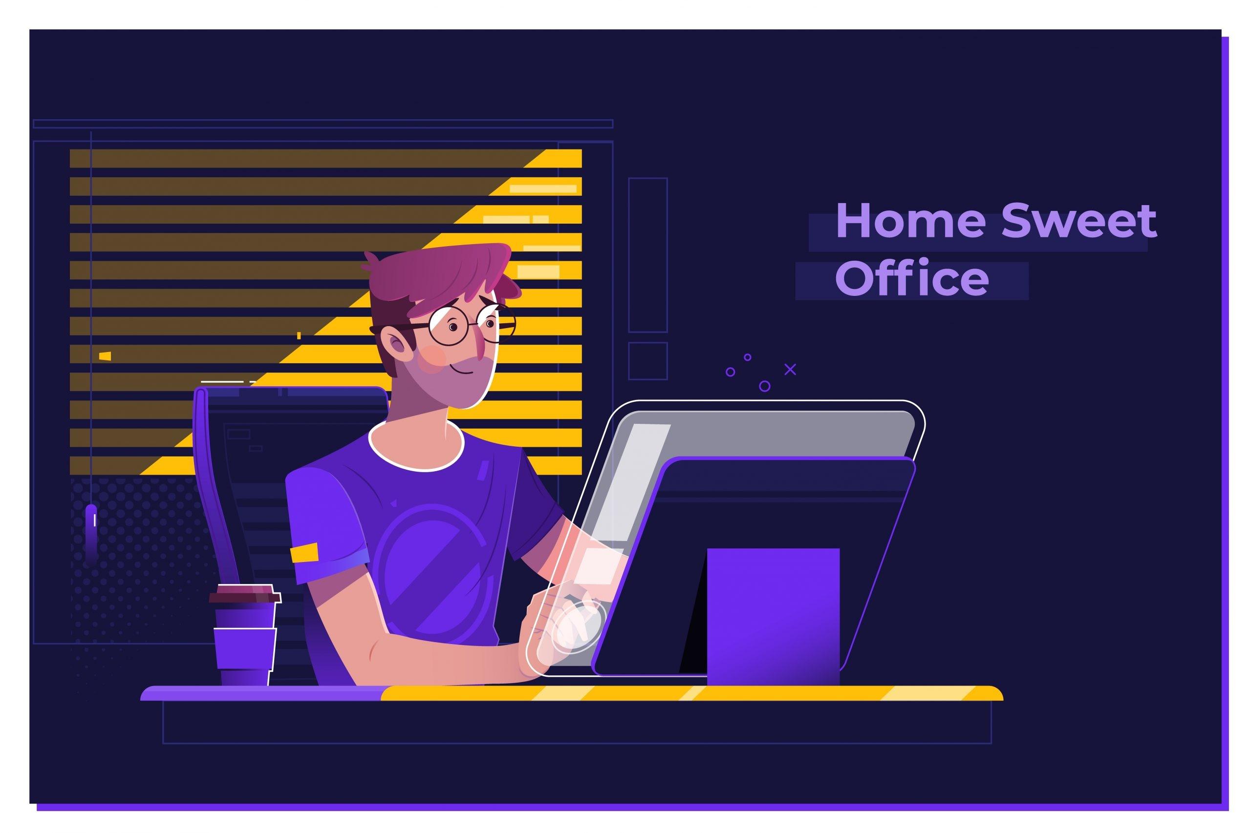 Domina el arte del Home Office