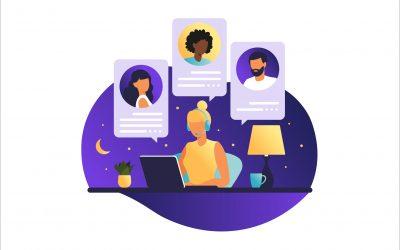 4 tips para reducir los conflictos en los equipos virtuales o en home office