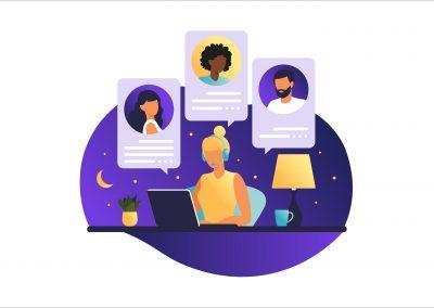 4 consejos para reducir conflictos en equipos virtuales