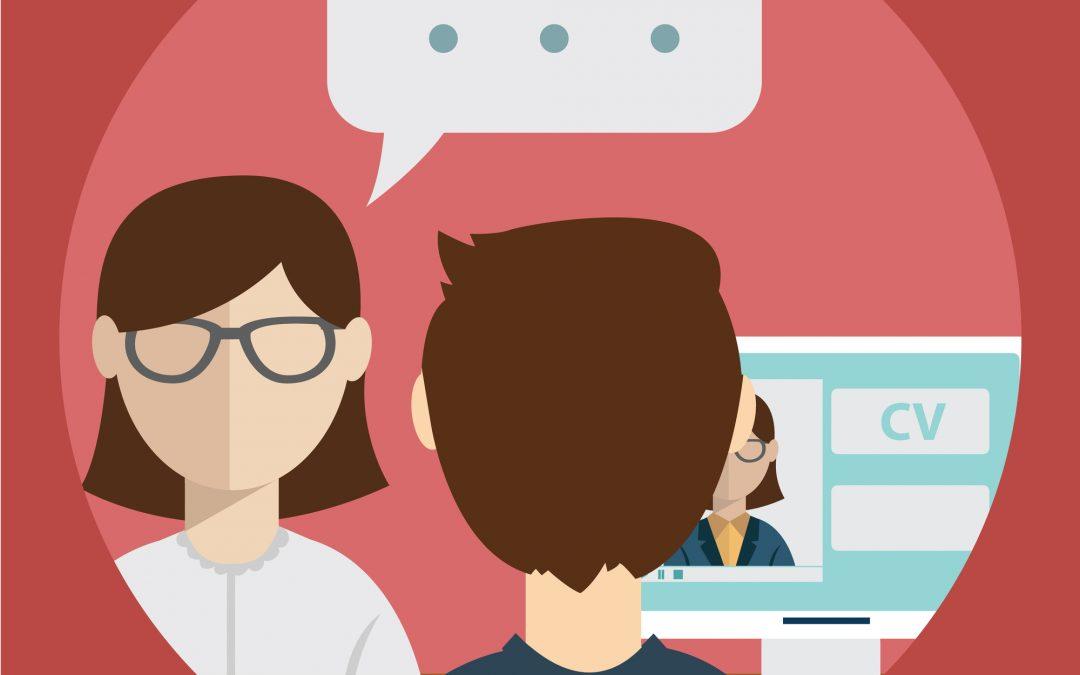 El proceso de selección del personal puede ser una etapa estresante para los reclutadores, pero incluso aún más para quien lo vive como candidato.