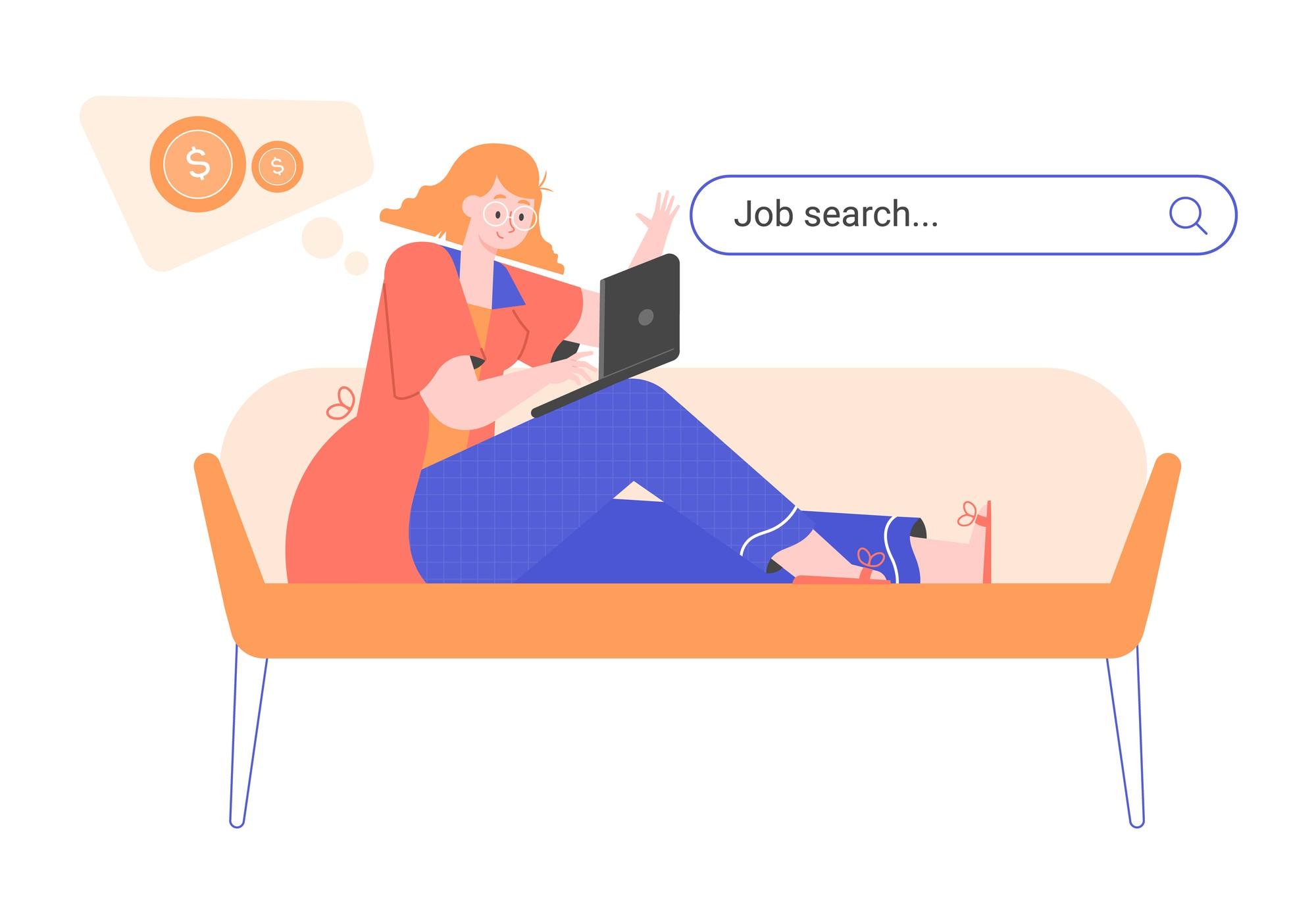 Cómo buscar trabajo en internet es un tema que requiere de cierto conocimiento.