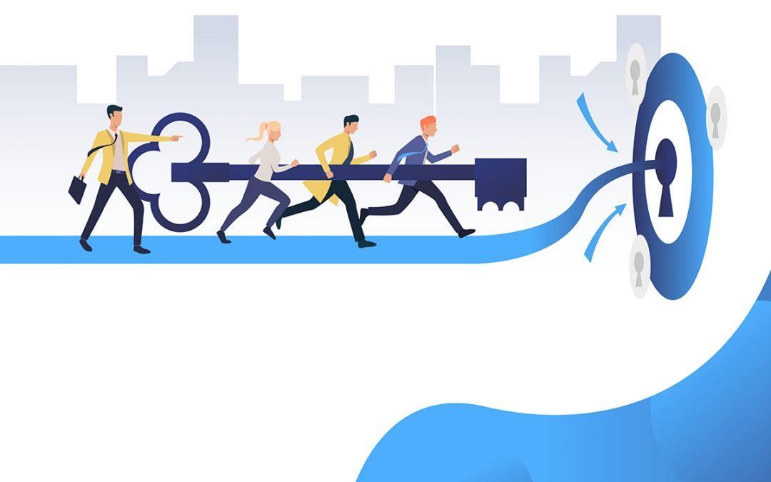 Liderazgo y trabajo en equipo