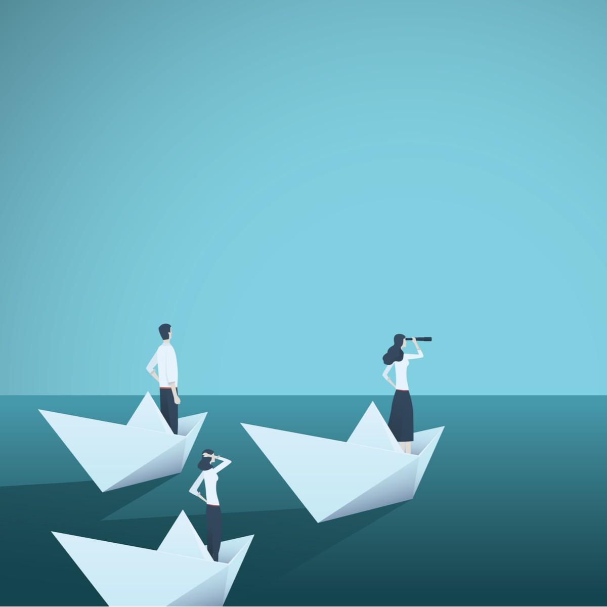 Existen muchas estrategias de liderazgo que puedes aplicar en tu empresa.