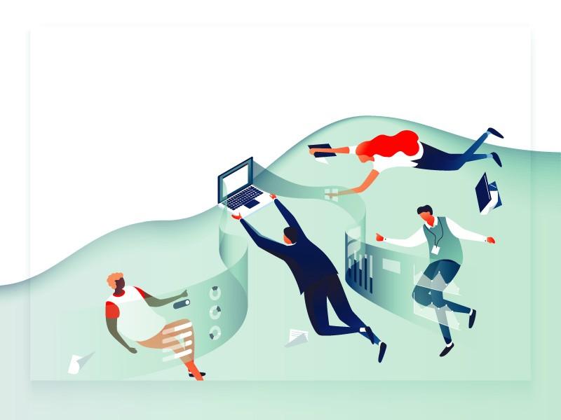 El modelo de liderazgo situacional se modifica de acuerdo con las situaciones que se vayan presentando.