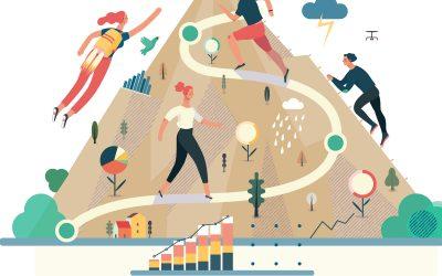 5 estrategias de coaching según el estilo de aprendizaje de su empresa