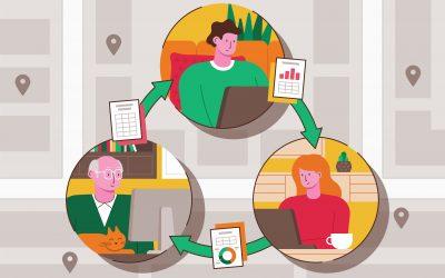 Cómo elevar el engagement en el trabajo híbrido