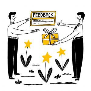 Darle feedback a tu jefe requiere que le cuentas tu visión.