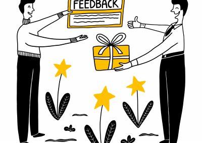 La mejor forma de darle feedback a tu jefe